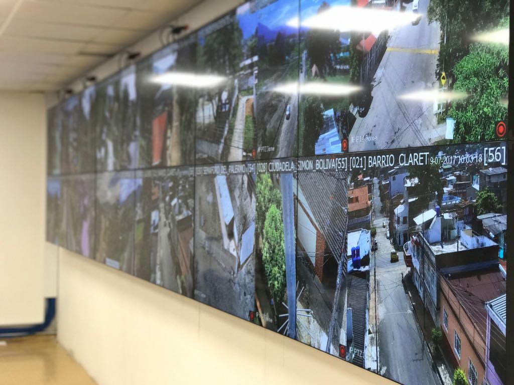 $3.000 millones se invertirán para reforzar sistema de video-vigilancia de Ibagué