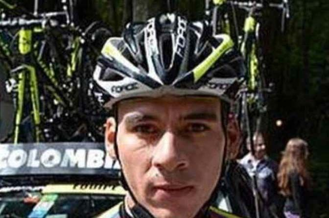 Ciclista fue capturado por tráfico de cocaína
