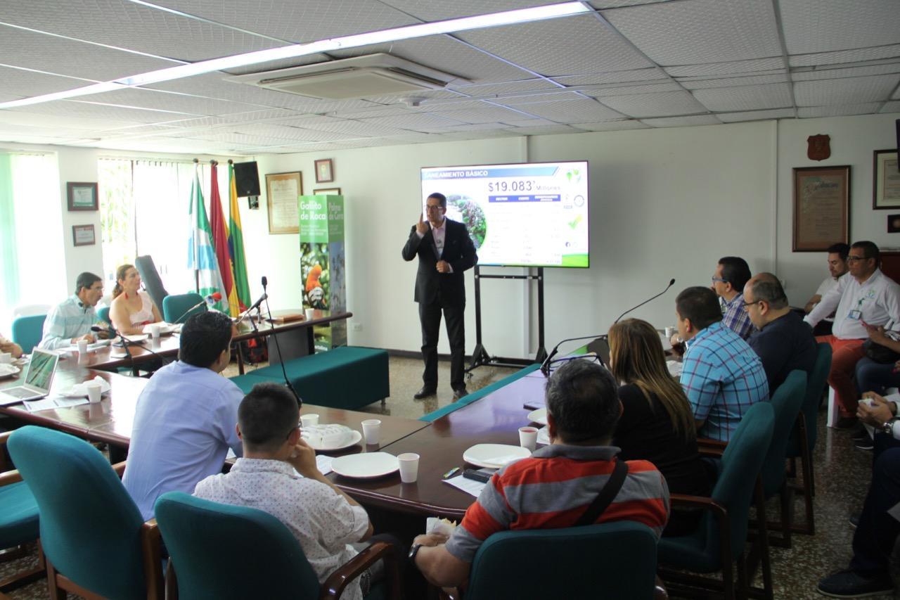 Los retos ambientales de Cortolima para el 2019