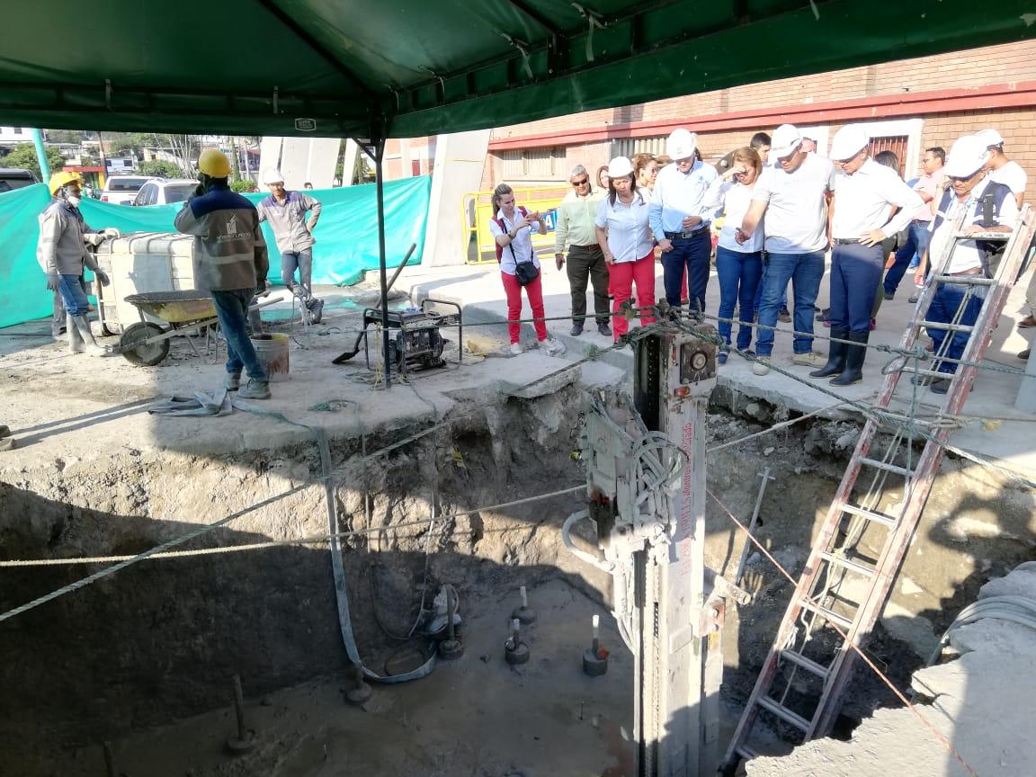 Así avanzan las obras de remodelación del estadio Manuel Murillo Toro