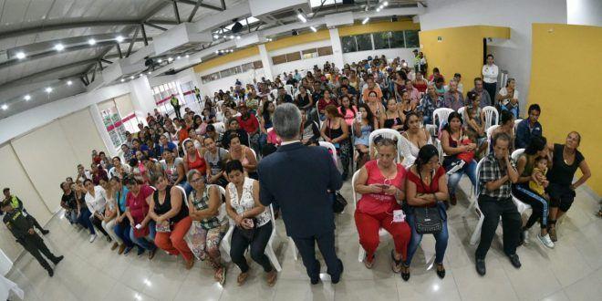 Alcaldía reubicará a 200 familias que habitan cerca a la quebrada Hato de la Virgen