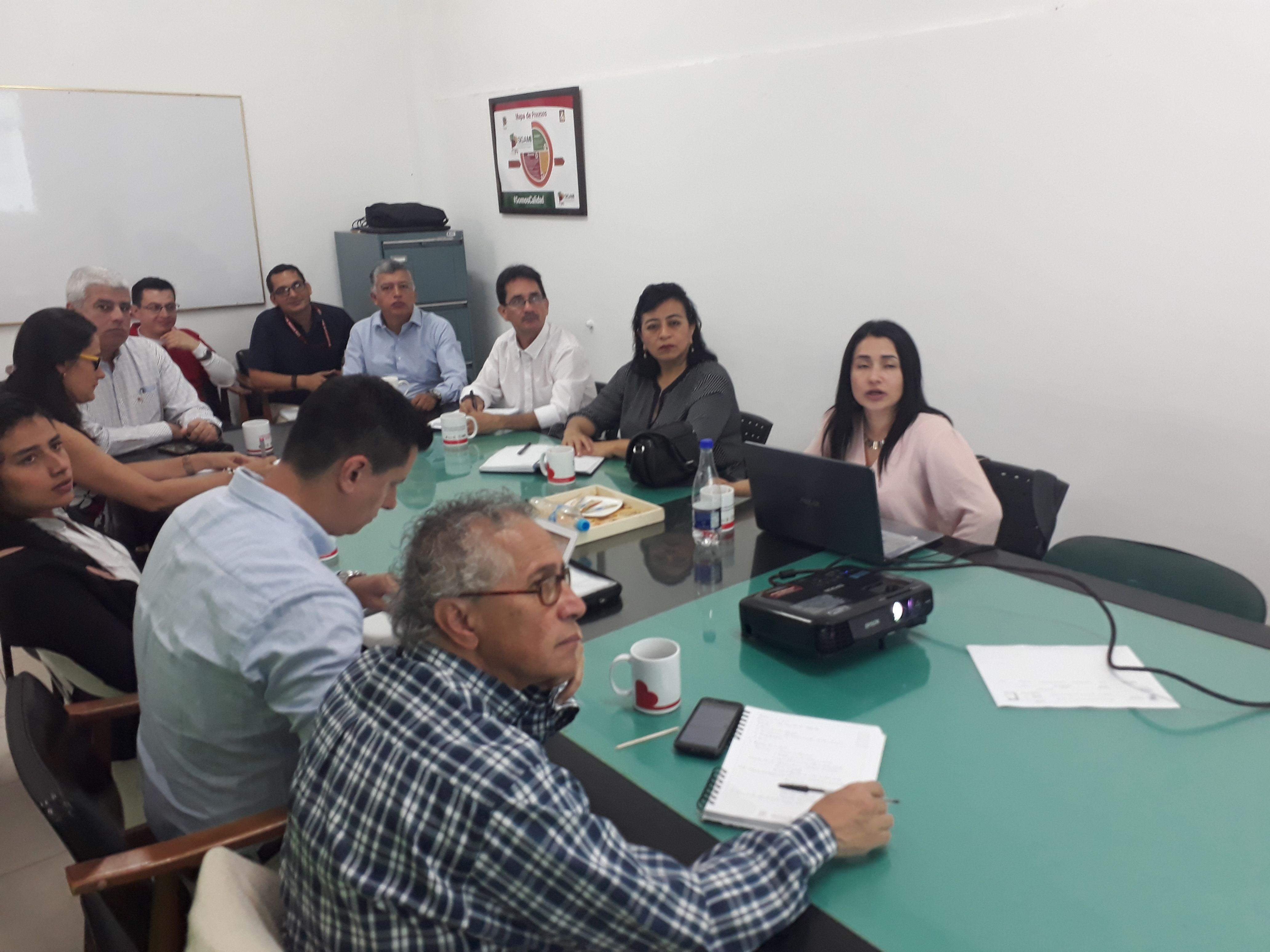 Inician mesas técnicas para ceder manejo del Catastro al Municipio