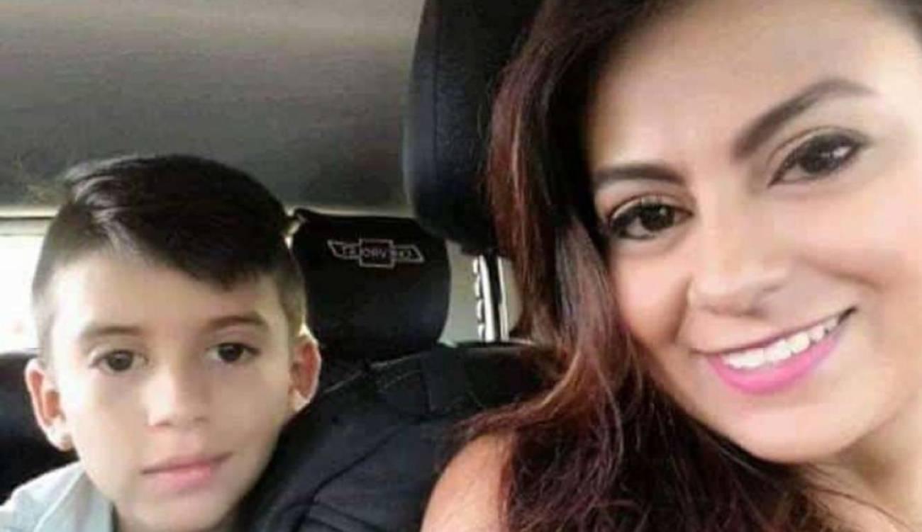Hoy serán las exequias de Jessy Paola y su hijo