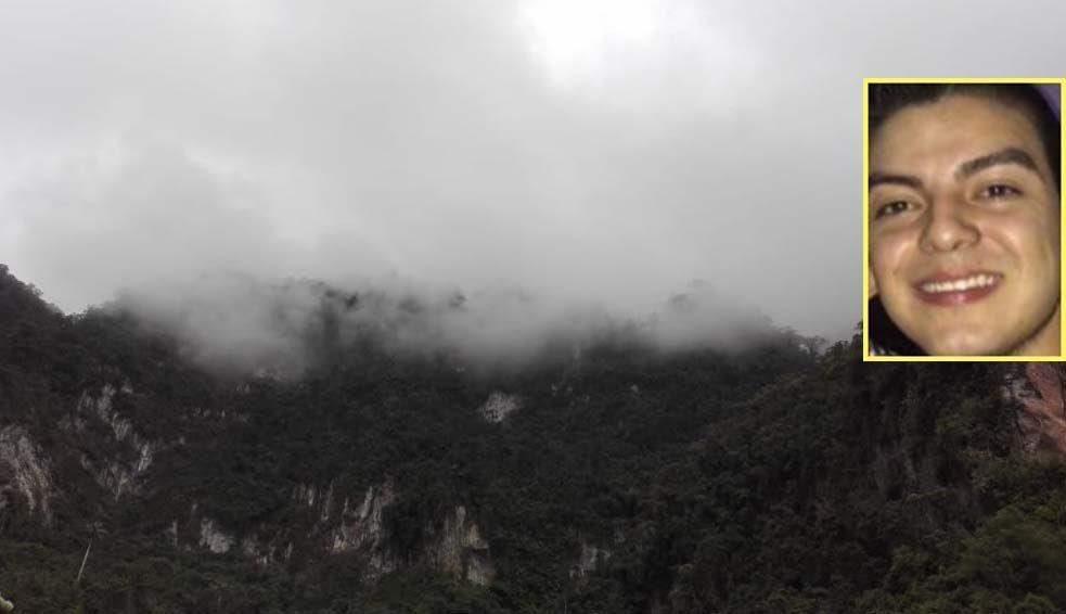 Continúa búsqueda de ciudadano que estaría perdido en el Nevado del Tolima