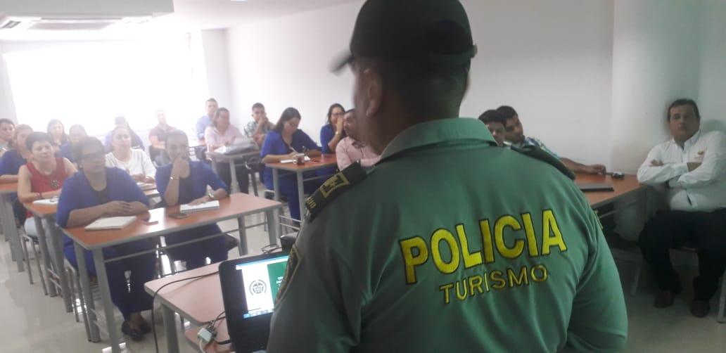 Policía de Turismo trabaja contra la explotación sexual comercial de niños, niñas y adolescentes