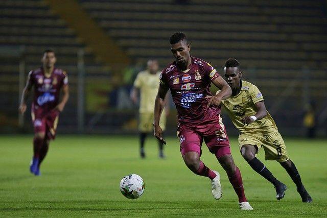 Con su triunfo 2-0 sobre Águilas Rionegro, el Deportes Tolima ya es 12 en la tabla de posiciones