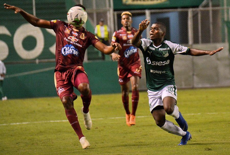 Deportes Tolima dio ventajas y cayó en Palmaseca