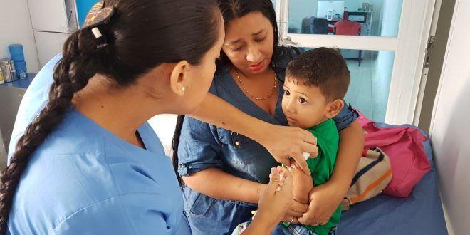 Este sábado habrá jornada gratuita de vacunación en Ibagué