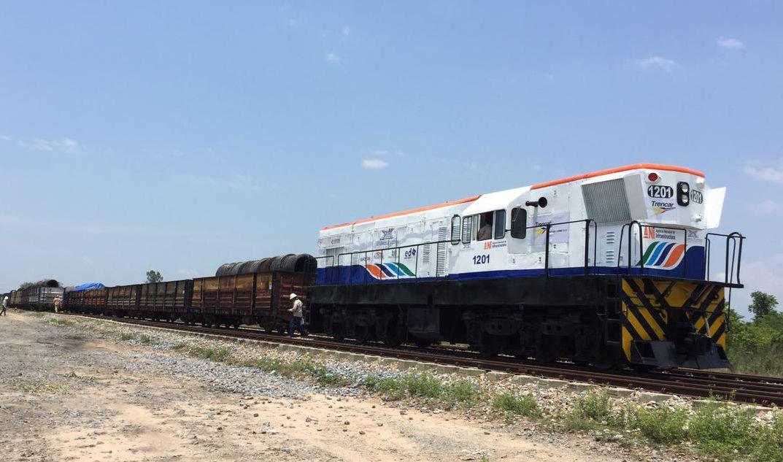 Reactivan multimodalismo con la operación comercial del tren de carga entre La Dorada y Chiriguaná