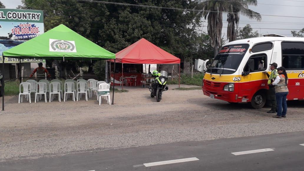 Continúan las campañas de la Policía del Tolima sobre prevención y seguridad vial