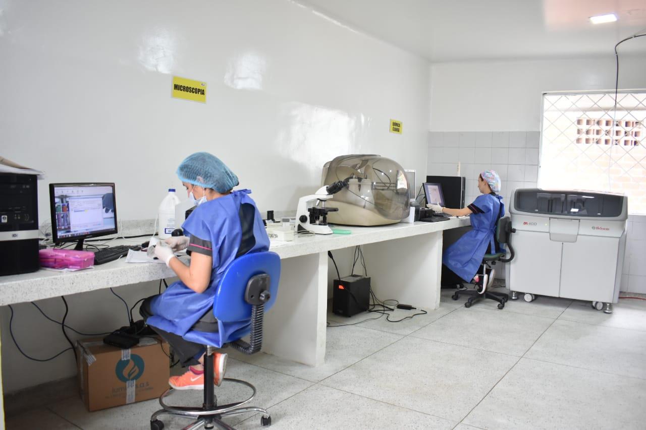 Laboratorio de Salud Pública del Tolima inició la lectura de pruebas de PCR de Covid-19