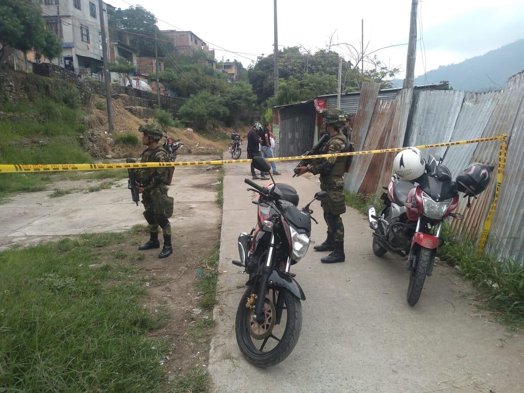 Atraparon a la banda 'Los del Canal' en el barrio La Independencia