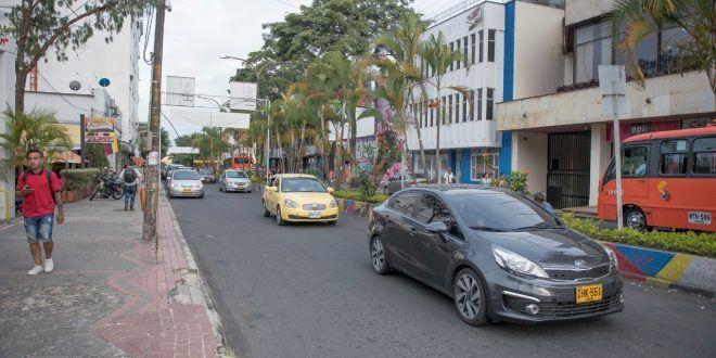 Parque automotor llegó a 200.000 vehículos en Ibagué