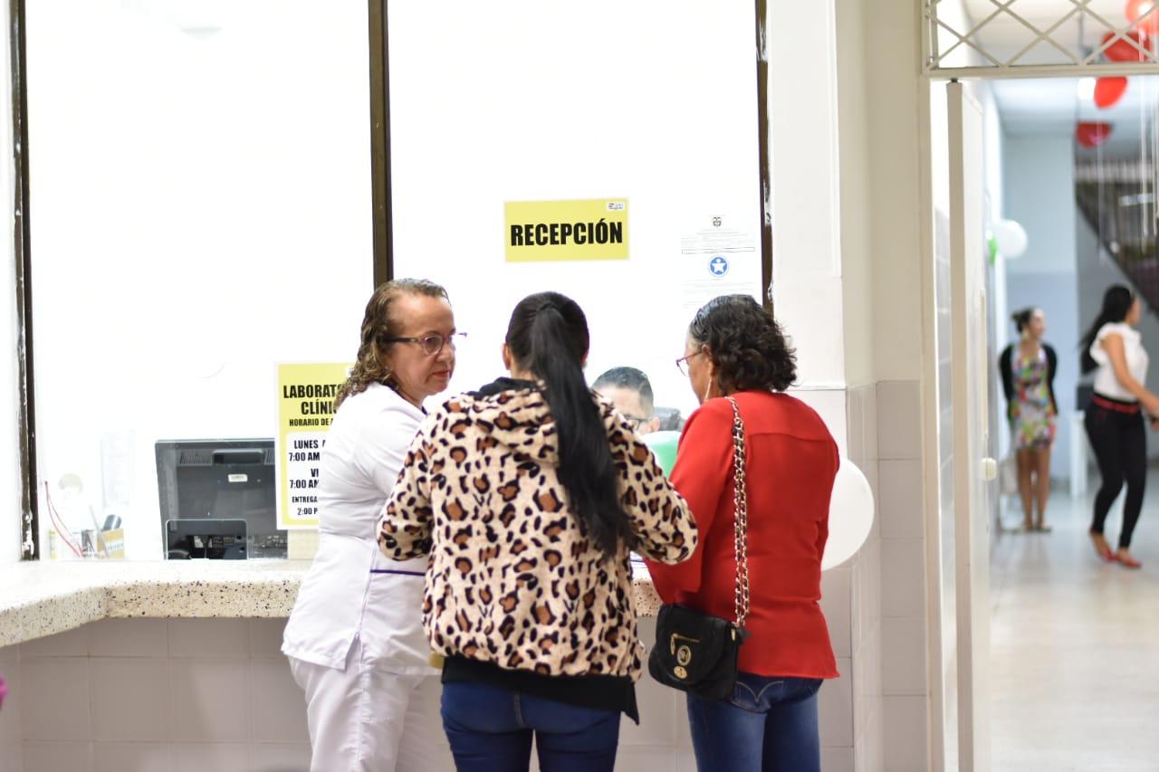 Nuevo laboratorio clínico es entregado a la Unidad Intermedia San Francisco