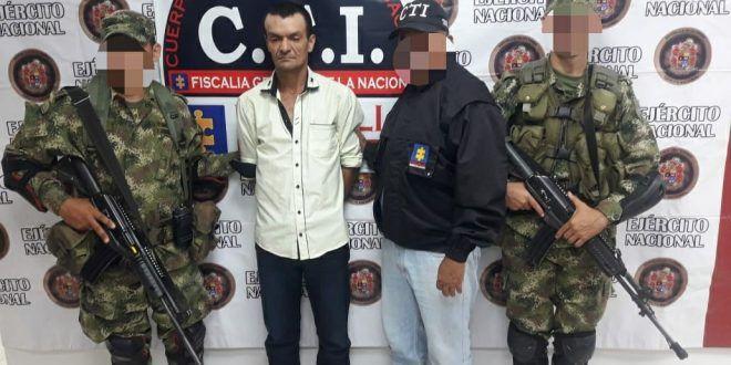 A la cárcel presunto homicida de presidente de una junta de acción comunal en zona rural de Chaparral (Tolima)