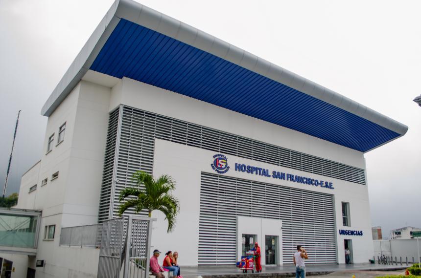 Invierten $6.302 millones para mejorar la Unidad de Salud de Ibagué