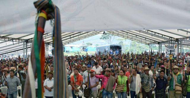 Gobernadores hacen llamado a Duque para dialogo con indígenas