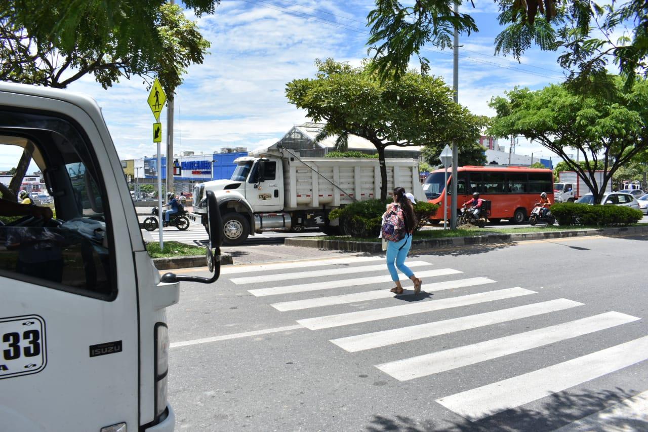 Agencia de Seguridad Vial se pronunció sobre intervenciones, señalización y reductores en Ibagué