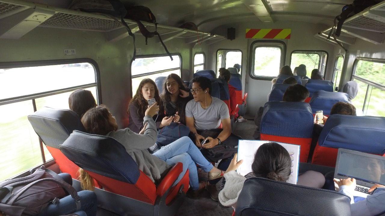 En Colombia cada año cerca de 670 mil personas usan el tren