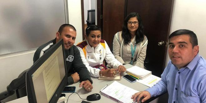 Indeportes busca convenios para programas de deporte social comunitario con Coldeportes