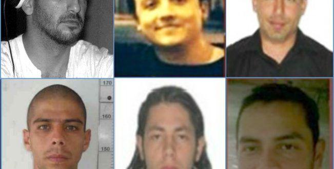 Órden de captura para seis presuntos integrantes de banda Los Sintéticos por tráfico de estupefacientes