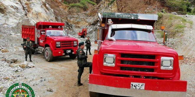 Desmontan mina de mármol que operaba sin licencia ambiental