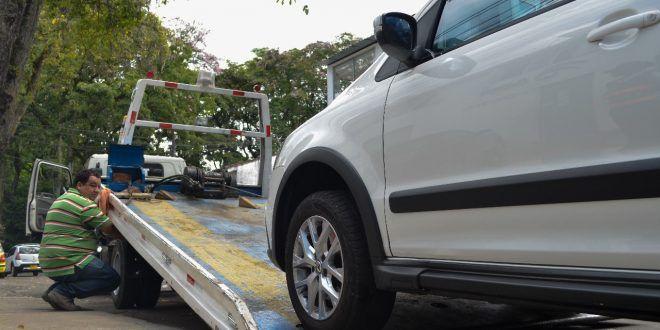 Esta semana han inmovilizado 19 vehículos por prestar servicio de transporte ilegal