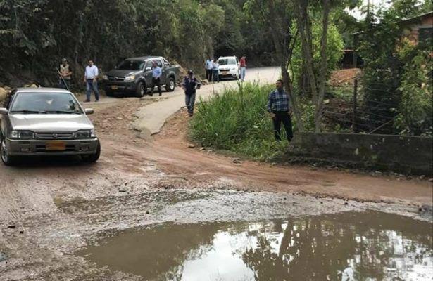 En mayo iniciarán trabajos para la recuperación de la vía Ibagué - Rovira