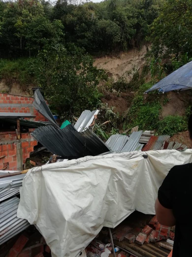 Al menos 30 barrios tuvieron emergencias por fuerte lluvia de este miércoles en Ibagué