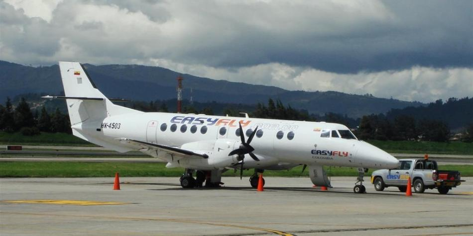 Easyfly lanza línea de negocios con vuelos chárter