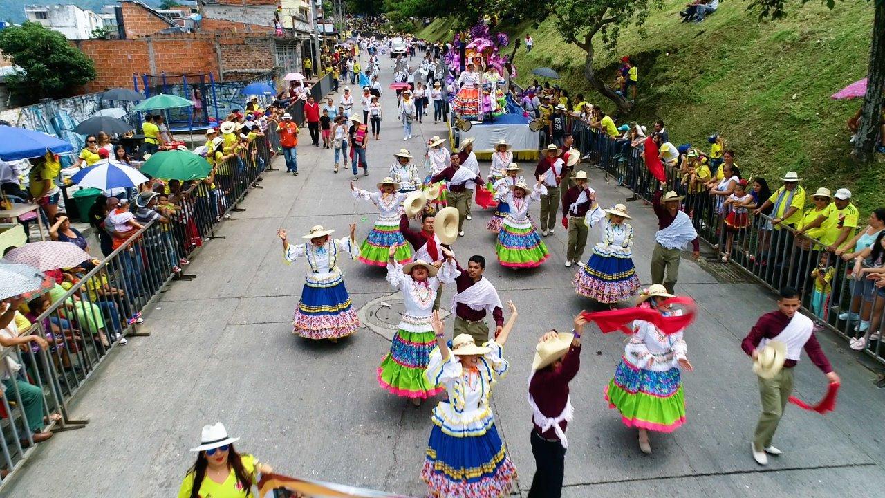 Cerca de 130 eventos se realizarán en el 47° Festival Folclórico Colombiano