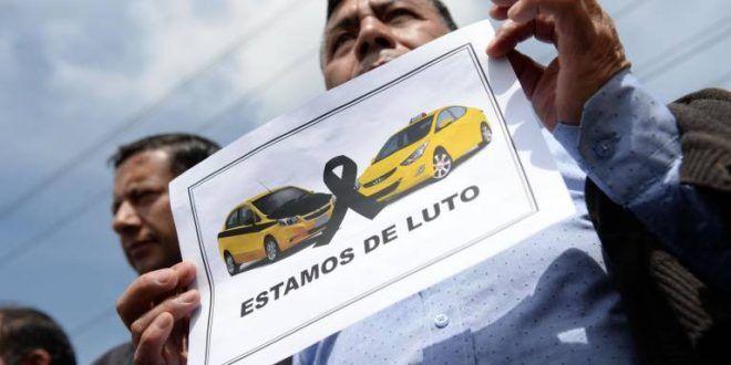 Grupo armado asesinó a un taxista cerca a Popayán