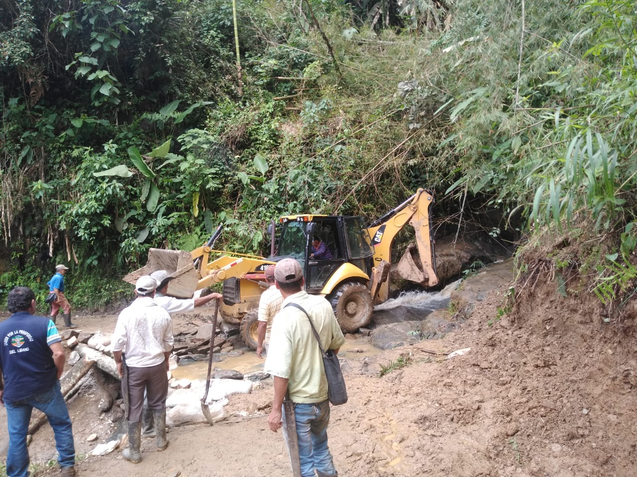 Gobernación enviará maquinaria para atender emergencias en Planadas