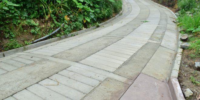 Este año se construirán 1.500 metros lineales de placa huella en 22 veredas