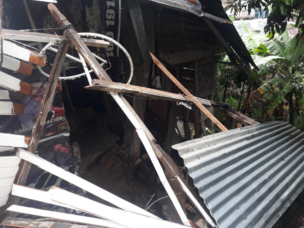 Más deslizamientos y emergencias en Ibagué en las últimas horas