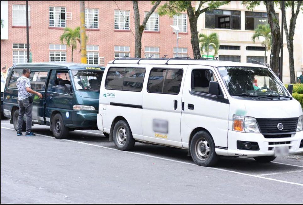 Cuatro mil 160 estudiantes reciben subsidio de transporte escolar en Ibagué