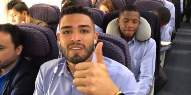 Sin Gordillo ni Marco Pérez viajó el Deportes Tolima rumbo a Argentina