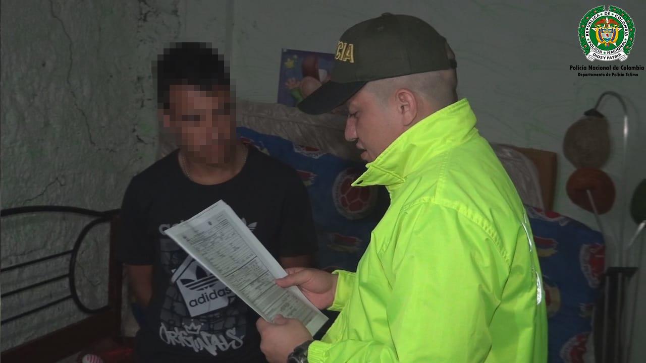 Cae banda 'Los Topos', quienes comercializaban drogas en Melgar