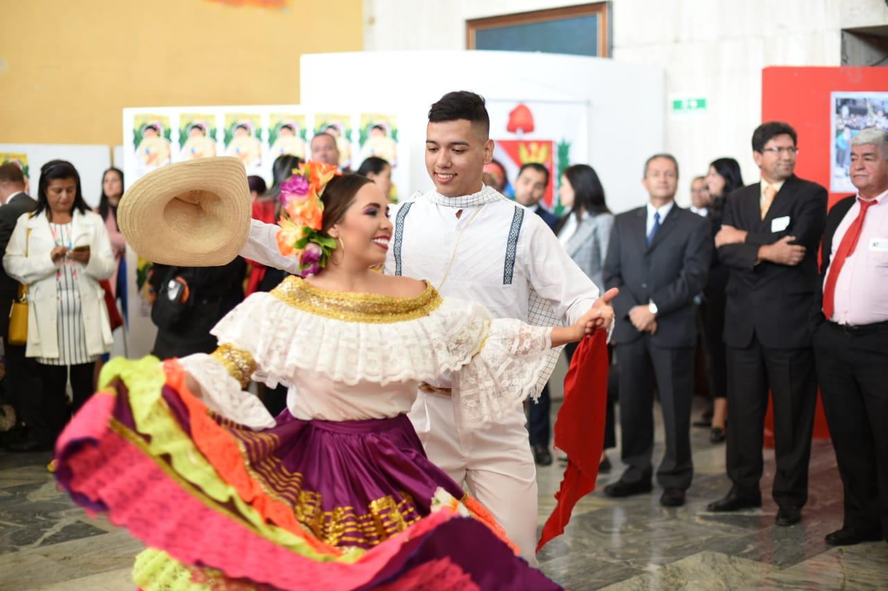 Así fue el lanzamiento del 47° Festival Folclórico Colombiano en Bogotá