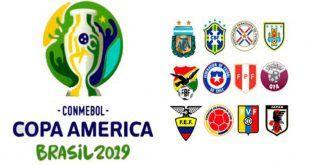 Entérese aquí de todos los partidos y transmisiones por televisión de la Copa América