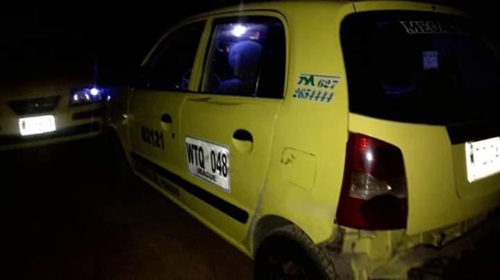Capturado venezolano que intentó robar taxi en la Variante