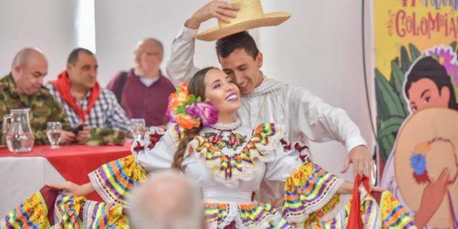 Conozca la programación del 47° Festival Folclórico Colombiano