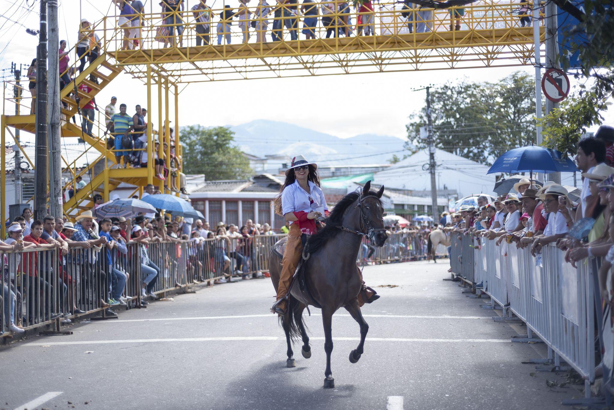 Prográmese con el Festival Folclórico Colombiano para este fin de semana