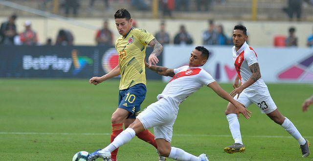 Colombia venció 3-0 a Perú y quedó lista para la Copa América de Brasil
