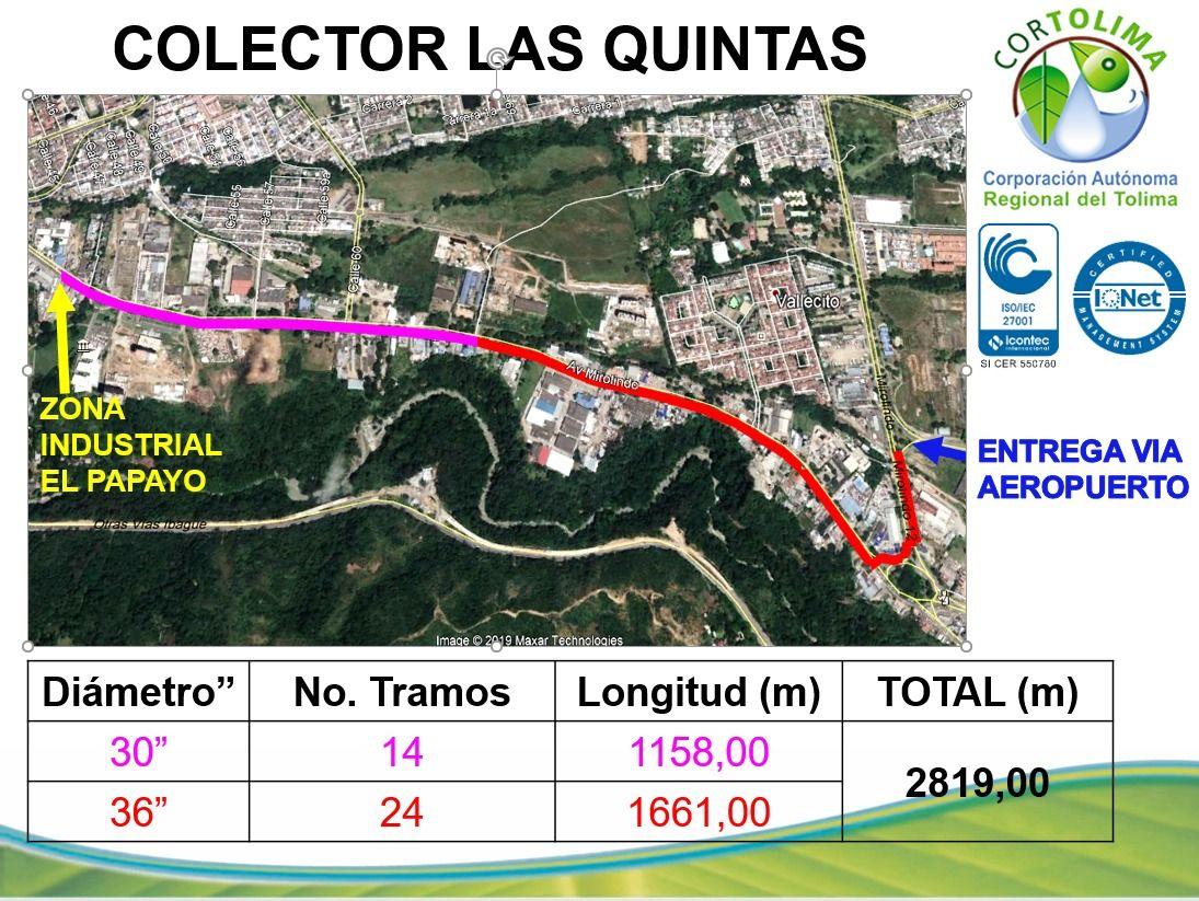 Cortolima, Alcaldía de Ibagué e Ibal se articulan en ambicioso proyecto de saneamiento básico para Ibagué