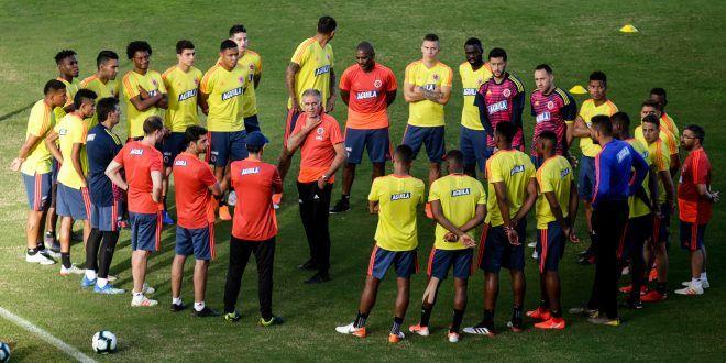 Colombia está lista para enfrentar a Argentina este sábado en su debut en la Copa América