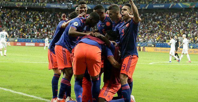 Colombia va por su clasificación en Copa América este miércoles ante Catar