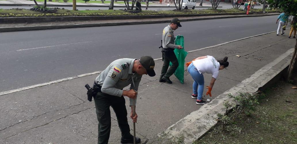 Todos unidos por la recuperación del Parque Andrés López de Galarza