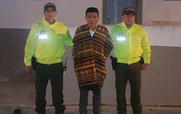 Acusado de matar a su hijo de 45 días de nacido fue enviado a la cárcel
