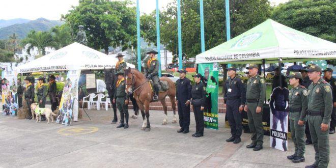 Tres mil efectivos de la Policía asumirán la seguridad durante las fiestas del folclor